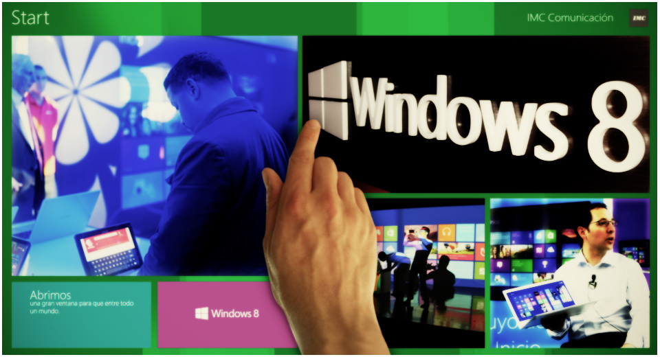 Lanzamiento Windows 8
